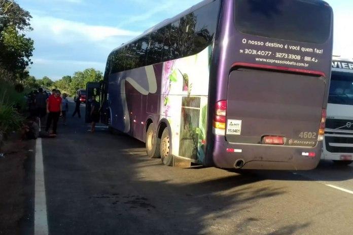 Ônibus com a delegação do Remo se envolve em acidente em Goiás