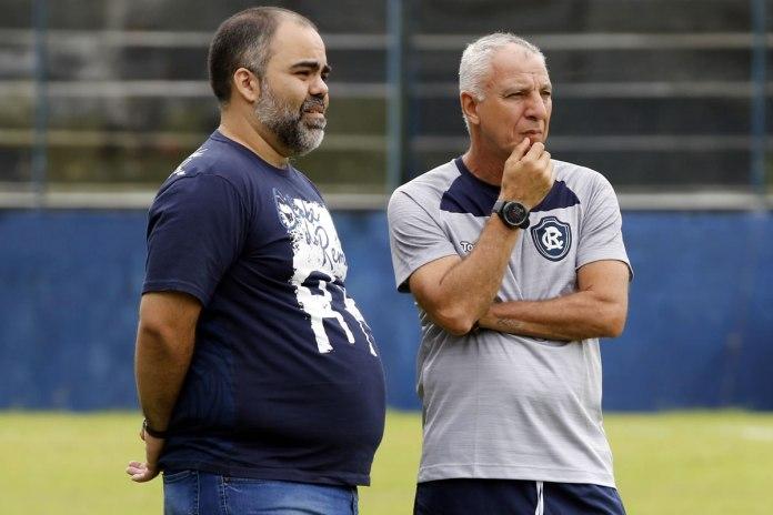 Fábio Bentes e Márcio Fernandes