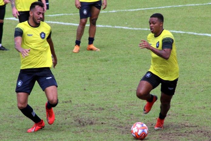 Marcão e Emerson Carioca