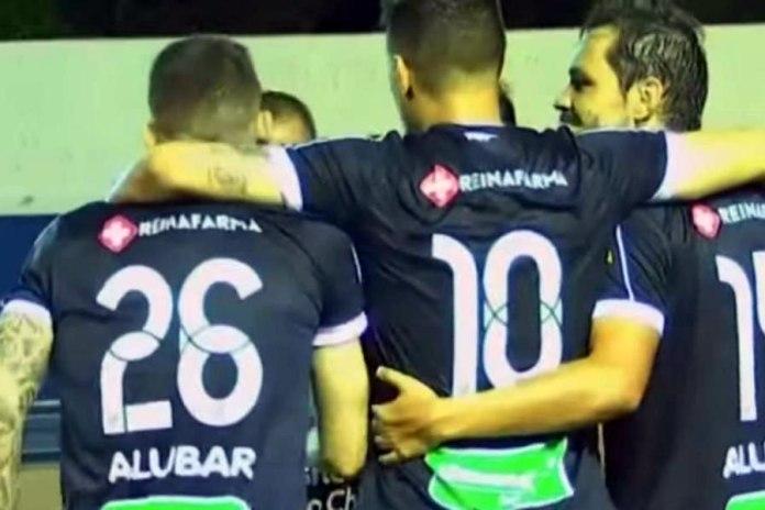 Atlético-AC 0x2 Remo (Daniel Vançan, Eduardo Ramos e Yuri)