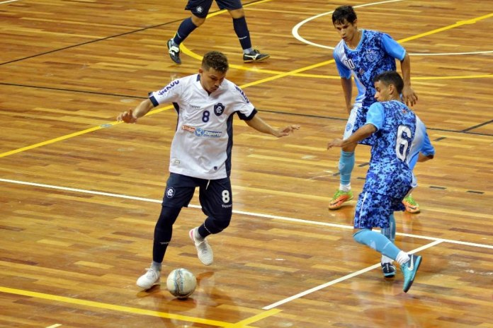 Futsal azulino abre seletiva para 3 categorias