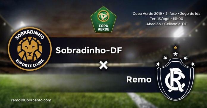 Sobradinho-DF × Remo