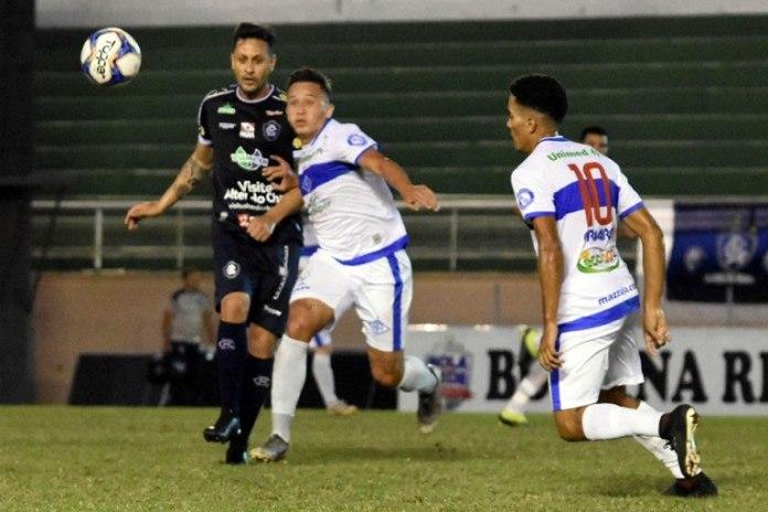 Atlético-AC 2x1 Remo (Eduardo Ramos)