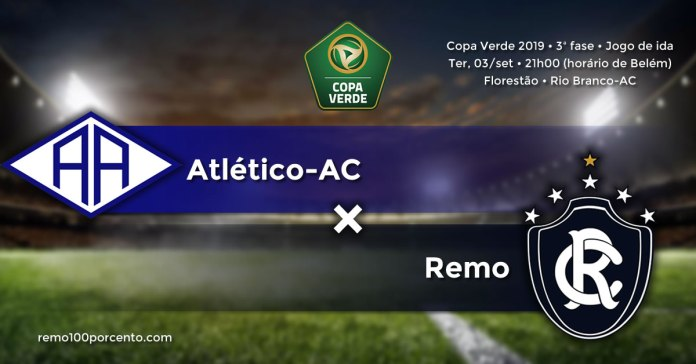 Atlético-AC × Remo