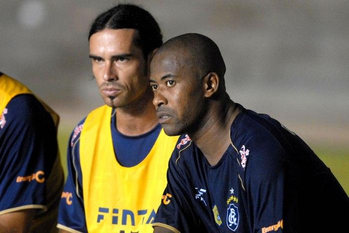 Maico Gaúcho e Alex Oliveira