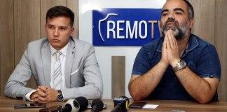 Pietro Alves Pimenta e Fábio Bentes