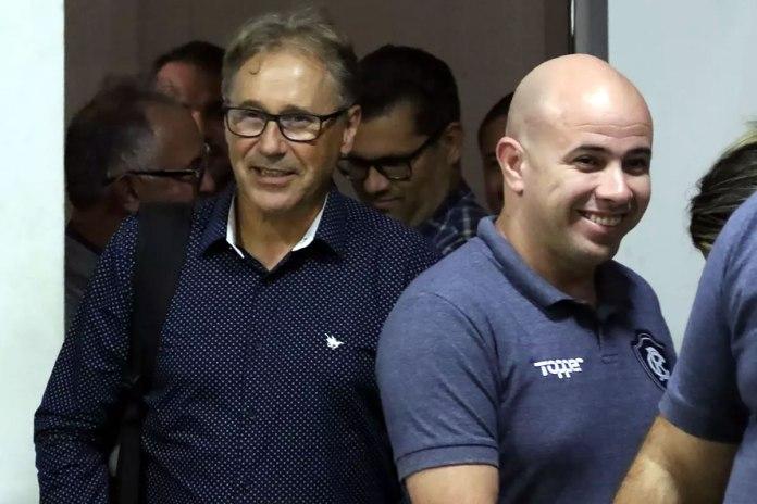 Carlos Kila e Dirson Medeiros