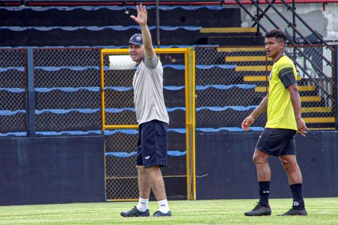 Rafael Jaques e Lailson