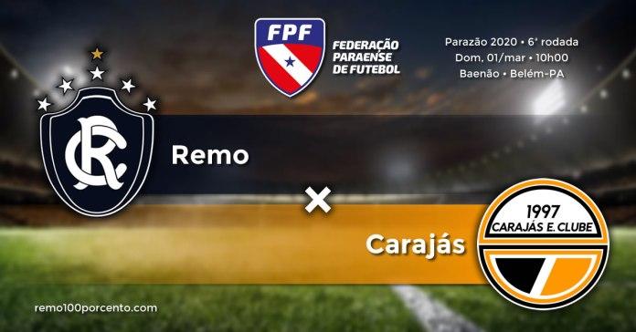 Remo × Carajás