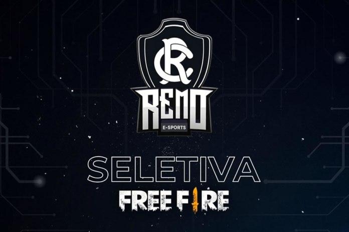 Remo e-Sport realiza seletiva de Free Fire