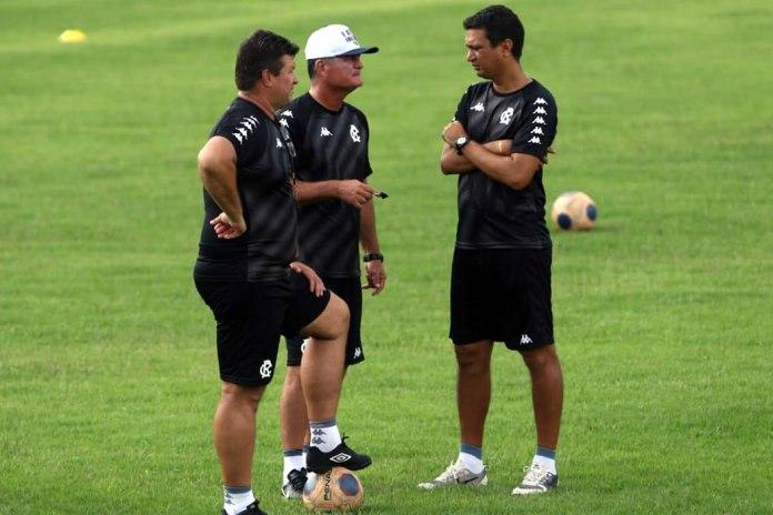 Rony Silva, Mazola Júnior e Netão