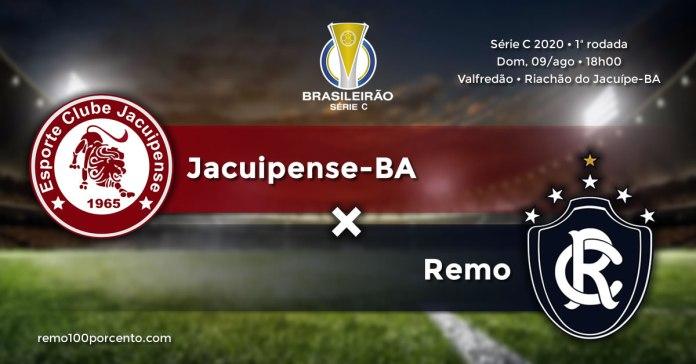 Jacuipense-BA × Remo