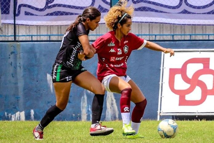 Remo 2×0 Juventude (futebol feminino)