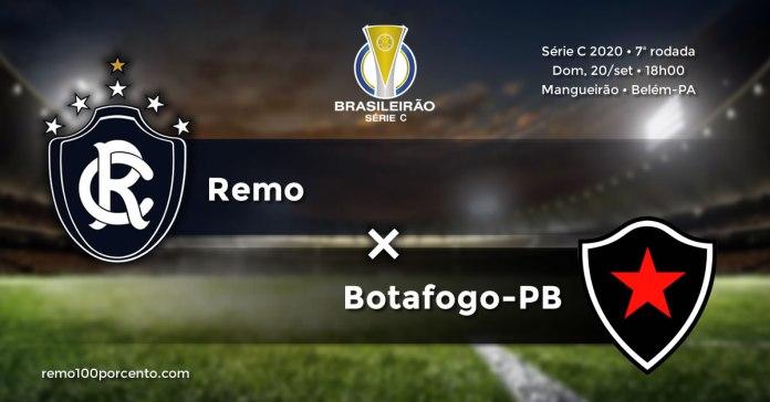 Remo × Botafogo-PB