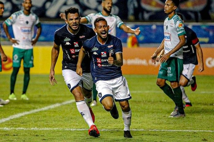 Remo 1×0 Manaus-AM (Fredson e Wallace)