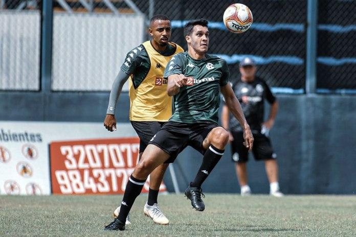 Carlos Alberto e Lucas Siqueira