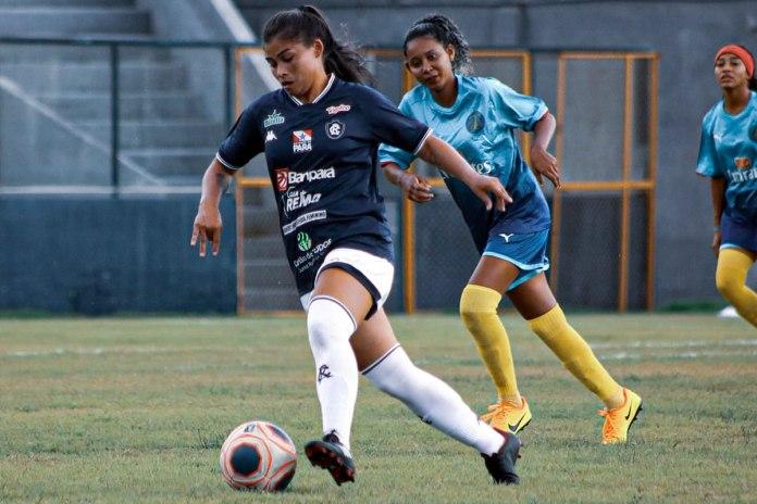 Remo 8×0 Tiradentes (futebol feminino)