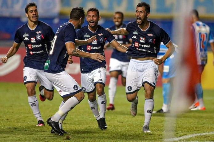 PSC 2×3 Remo (Lucas Siqueira, Eduardo Ramos, Wallace e Marlon)
