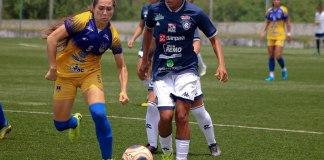 Remo 2×2 Esmac (futebol feminino)