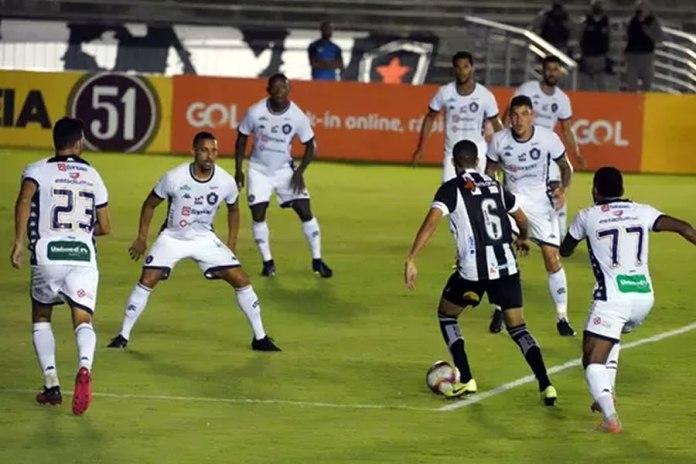 Botafogo-PB 0×0 Remo