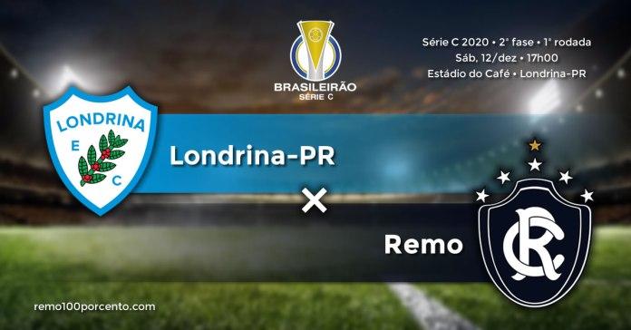 Londrina-PR × Remo