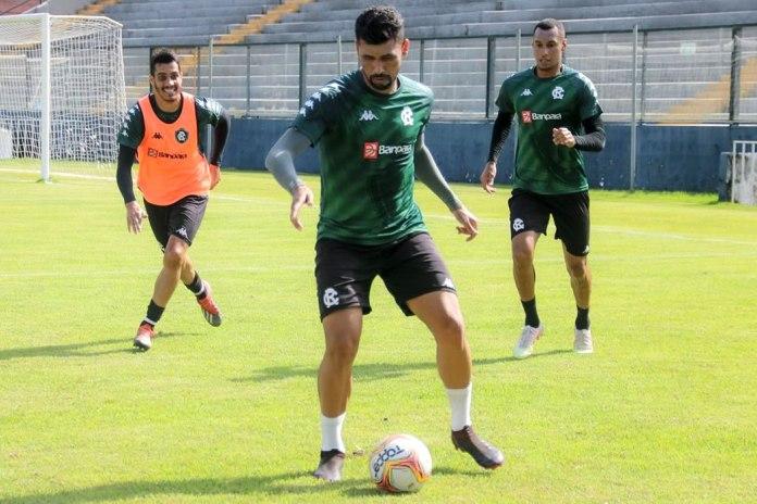 Lucas Siqueira, Marlon e Salatiel