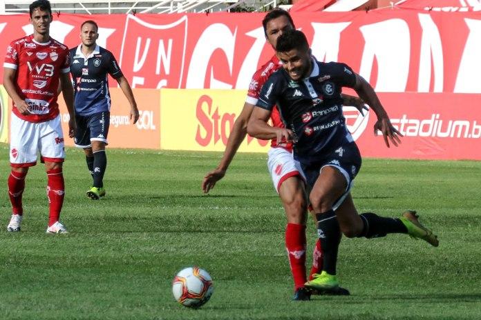 Vila Nova-GO 5×1 Remo (Gilberto Alemão e Tcharlles)