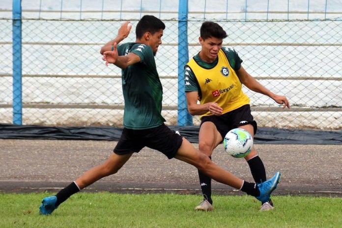 Jeferson Lima e Lucas Tocantins