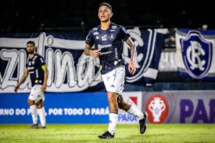 Remo 1×0 Itupiranga (Marlon e Tiago Miranda)