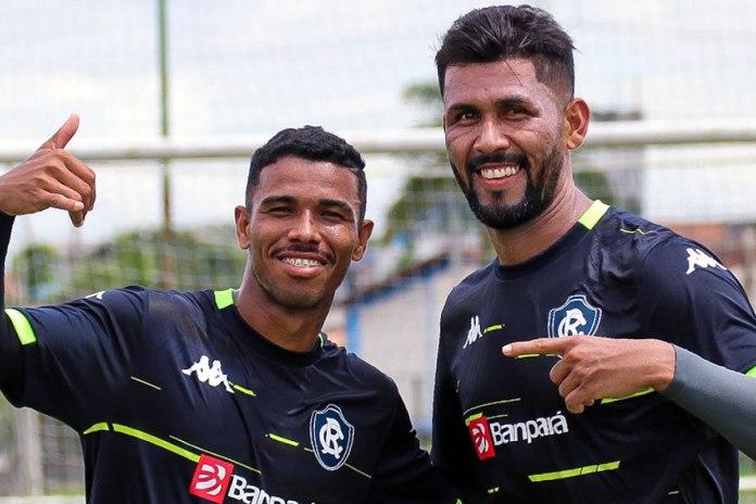 Dioguinho e Marlon