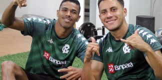 Dioguinho e Renan Gorne