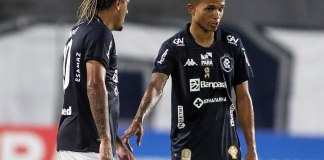 Felipe Gedoz e Anderson Uchôa