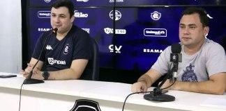 Renan Bezerra e Glauber Gonçalves