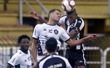 Botafogo-RJ 3×0 Remo (Igor Fernandes e Renan Gorne)