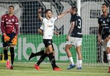 Remo 0×2 Atlético-MG (Vinícius, Suéliton e Rafael Jansen)
