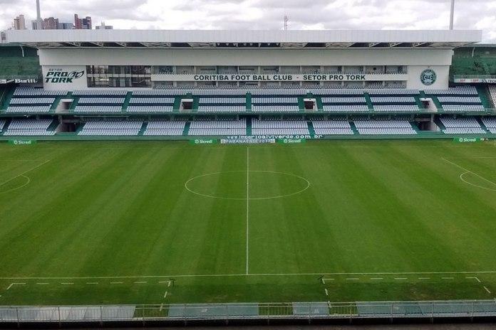 Estádio Couto Pereira (Curitiba-PR)