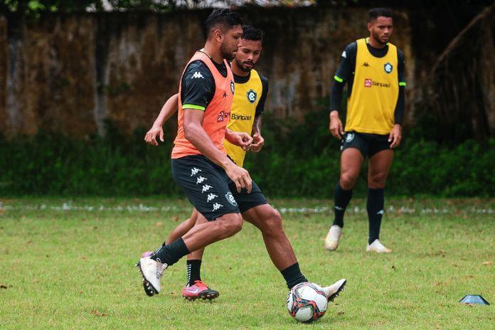 Paulinho Curuá e Wallace