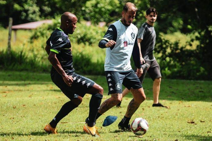 Victor Andrade e Marcos Júnior
