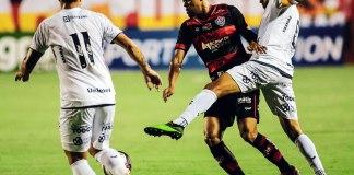 Vitória-BA 1×2 Remo (Rafinha e Lucas Siqueira)