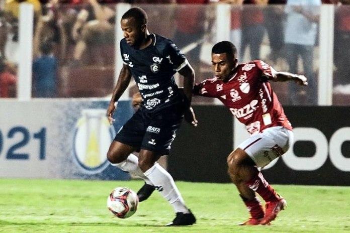 Vila Nova-GO 1×0 Remo (Victor Andrade)