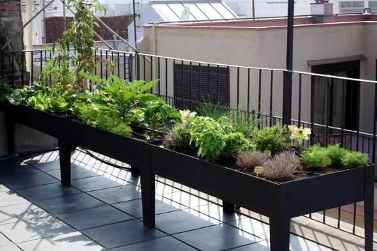 Planting Table Garden