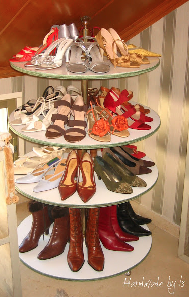 10 Ways to Organize Your Shoes