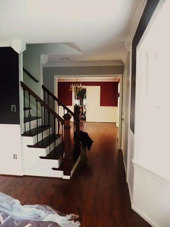 Creating An Open Staircase