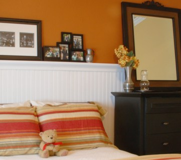 Be Our Guest; Bedroom Transformation