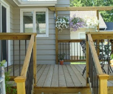 New Deck and Patio Makeover: Guest