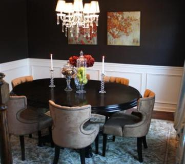 Remodeled and Beautifully Decorated Dining Room