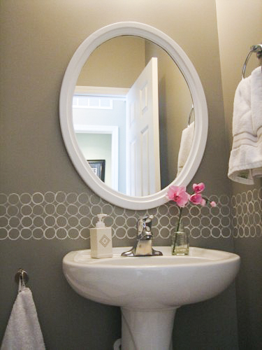 Modern Bathroom Budget Paint Idea-3