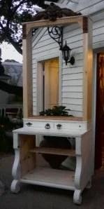 Dresser to Book Case Furniture Remodel (4)