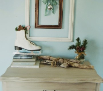 Wisteria Inspired Dresser Redo