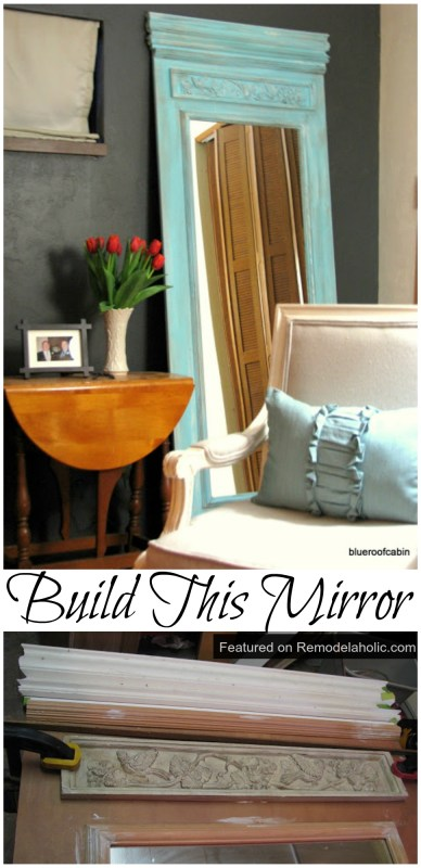 Build this Mirror Tutorial